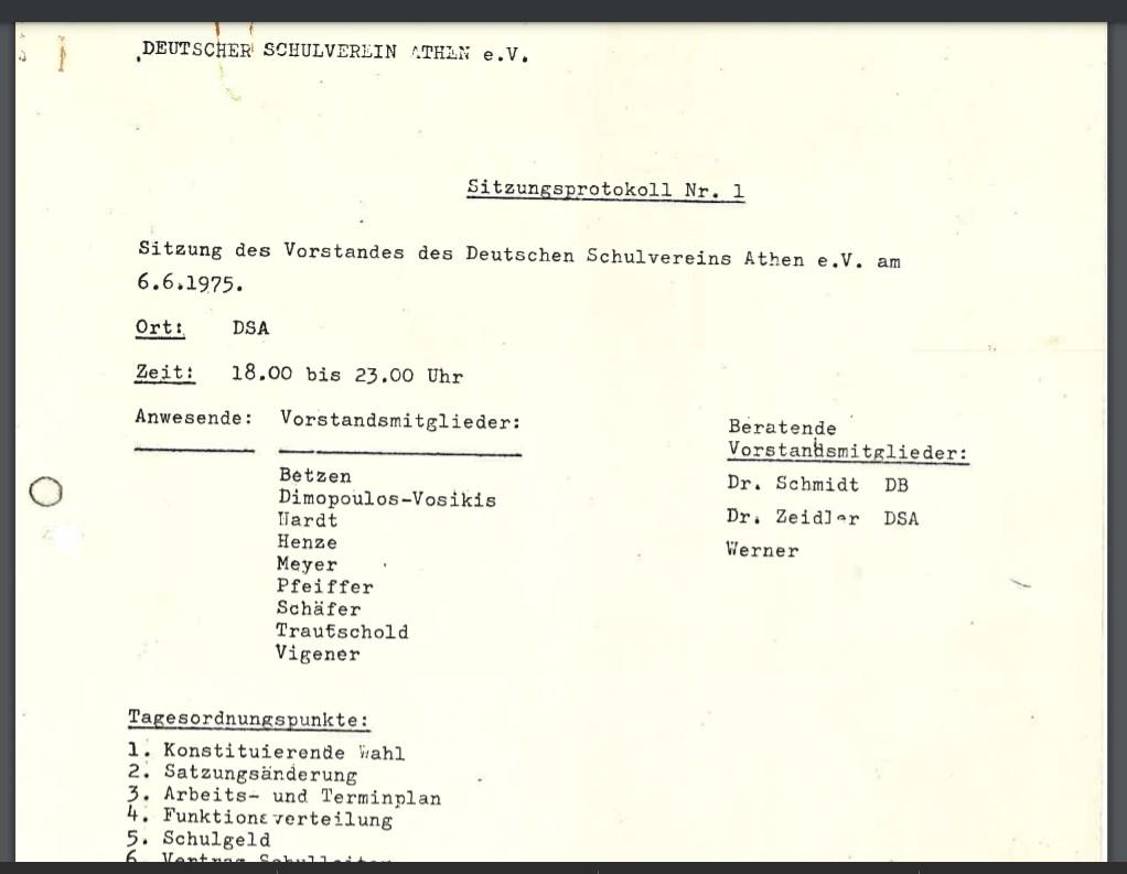 dsa sitzung 1 1975